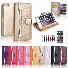 Unbranded/Generic Synthetic Leather Matte Mobile Phone Cases, Covers & Skins for Apple