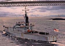 HMS LEEDS CASTLE '82 Return' - HAND FINISHED, LIMITED EDITION ART (25)