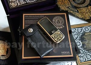 Nokia 8800 Gold Arte (Unlocked) Versace Edition