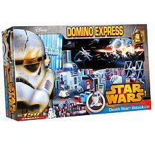 IDEALE DOMINO Express Star Wars Death Star Attack (150 Dominos + AUTO R2D2)