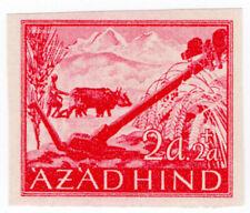 (I.B) India Cinderella : Azad Hind 2a + 2a (proof)