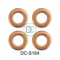 Ford Transit Connect 1.8 TDCi Siemens Diesel Injector Washers Seals Pack of 4