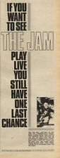 25/12/82Pgn33 Advert: kids Like Me And You Live Footage Of Jam 15x5