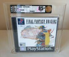 FINAL FANTASY ORIGINS. VGA GOLD 85+. PS1 Game. NEW & SEALED (PlayStation One)