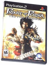 Prince of Persia: The Two Thrones (Nintendo GameCube, 2005) with  instructions