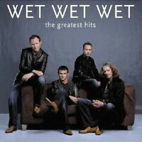 "WET WET WET ""GREATEST HITS"" CD NEUWARE"