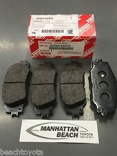 2014-2016 COROLLA FRONT Brake Pads NEW Genuine Toyota OEM 04465-02410