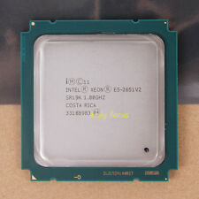 Intel Xeon E5-2651 V2 SR19K 1.8 GHz CM8063501521101 CPU Processor LGA 2011