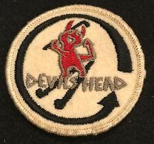 DEVILS HEAD Skiing Ski Golf Patch Merrimac WISCONSIN WI Souvenir Travel Vintage