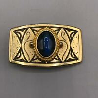 Gold Tone Western Style Belt Buckle