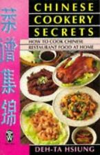 Chinese Cookery Secrets : How to Cook Chinese Restaurant Food at Home by...