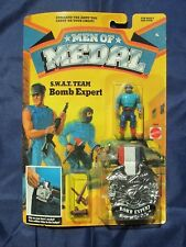 Men of Medal S.W.A.T. TEAM BOMB EXPERT Action Figure