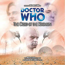 Doctor who big finish (CD) #53 -  THE CREED OF THE KROMON