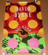 David Byrne Rei Momo Poster 1999 Original Promo 39x26 Talking Heads