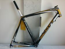 SCOTT ADDICT RC (2010) HMX CARBON Road Frameset 700c size XL 58 cm