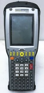 Psion Teklogix 7535 G2 Barcode Scanner WITH WIN CE NET 4.2 PRO