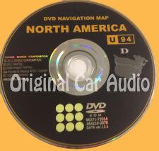 Toyota Lexus Navigation Map DVD Disc 86271-73014 DATA Version 12.1 U94