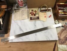 Vintage Lufkin 24� Shrink Rule Scale Hand Tool - No. 83A - Patternmaker Woodwork