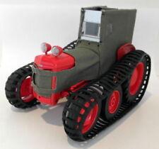 Tracteurs miniatures rouge 1:16