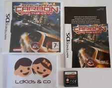 Jeu Nintendo DS ( 2DS 3DS ) NEED FOR SPEED CARBON : OWN THE CITY Complet  VF