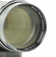 Asahi Super-Multi-Coated TAKUMAR 2.5/135mm 2,5/135mm No.6905393 for M42 (43812)