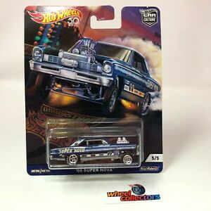 '66 Super Nova * Hot Wheels Drag Strip Demons Car Culture * T2