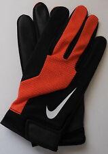 Nike pour homme RW30 Gants d'entraînement noir / orange / Blanc Large Nouveau