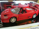 FERRARI F 50 1995 DECOUVERTE B BURAGO GOLD COLLECTION REF 3352 1/18 OCCASION