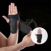 Neoprene Protector Wrist Support Hand Brace Carpal Tunnel Splint Arthritis Glove