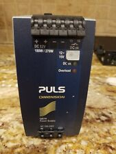 PULS QS10 POWER SUPPLY QS10.121 USED
