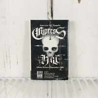 Cypress Hill interview IV sampler Cassette Tape