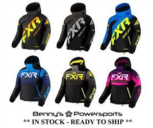 FXR Child Youth Jacket Snowmobile Snow Winter Waterproof Warm F.A.S.T Kids