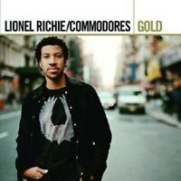 """LIONEL RICHIE/THE COMMODORES """"GOLD"""" 2 CD NEW+"""