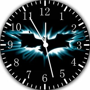 "Batman wall Clock 10"" will be nice Gift and Room wall Decor E164"
