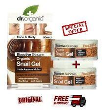 2x  Dr. ORGANIC SNAIL GEL - Anti-Wrinkle, Anti-Aging, Scars -2x 50 ml - FREE SH.