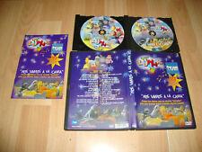 LOS LUNNIS NOS VAMOS A LA CAMA EN DVD + CD CON 2 DISCOS USADA EN BUEN ESTADO
