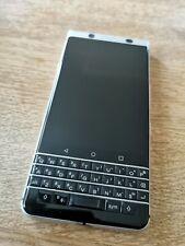 BlackBerry KEYone - 32GB - Silver EE Smartphone
