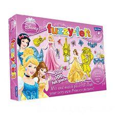 Disney Princess Fuzzy Felt by John Adams 9710_02