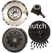 FORD TRANSIT MK7 2.4 6 SPEED FLYWHEEL AND CLUTCH KIT WITH CSC AND BOLTS PACKAGE