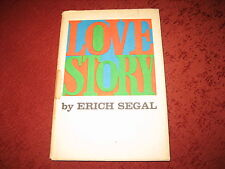 LOVE STORY by Erich Segal (hardback)
