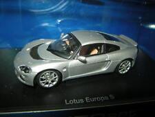 1:43 Autoart Lotus Europa S plata/Silver nº 55356 OVP