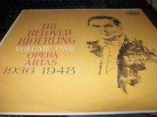 Bjoerling-The Beloved-LP-Capitol-G 7239-Vinyl Record