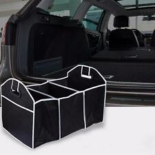 Folding Car Trunk Storage Pouch Back Basket Storage Bag Hanging Multi-pockets