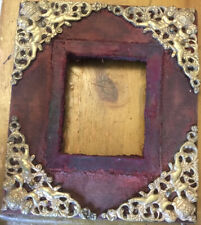 More details for a wonderful set of antique longcase clock dial spandrels