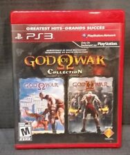 God of War Collection (Sony PlayStation 3, 2009) PS3 Video Game
