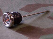 Shovelhead, Sportster Oil Tank Filler Plug With Temperature Gauge