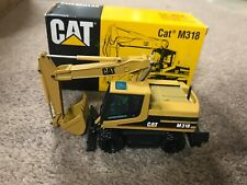 Caterpillar Rare Excavator Collection 1980s 8