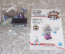 Kre-o Transformers SHARKITCON Mini Micron Figure Misp New Kreo Kreon