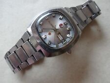 RARE VINTAGE RADO MUSKETEER 3  25 JEWEL AUTOMATIC GENTS WATCH