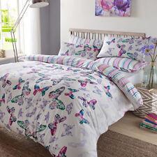 Parures et housses de couette avec des motifs Rayé pour Taie d'oreiller et Chambre à coucher